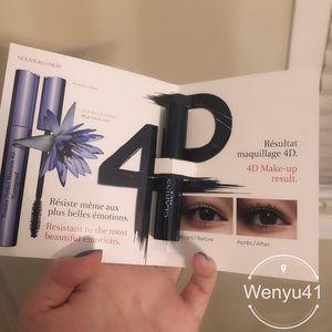 Wonder perfect mascara 4D waterproof